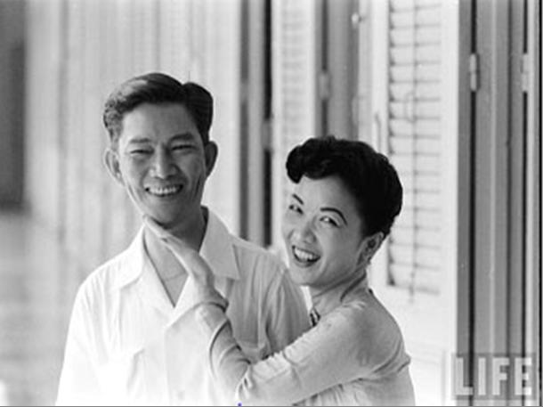 Madam Nhu Trần Lệ Xuân - Quyền lực Bà Rồng by Monique Brinson Demery Image040